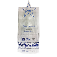2015 NEOTech – Star Supplier Award