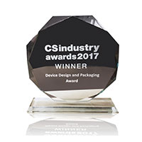 CS Industry Awards 2017 - Device Design and Packaging