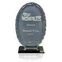 "PR News Recognizes Qorvo VP Brandi Frye with ""Top Women in PR"" Award"