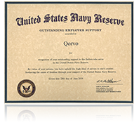 United States Navy Reserve Outstanding Employer Support