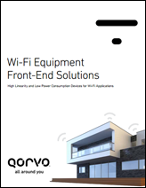 Qorvo Wi-Fi Equipment Front-End Solutions Brochure