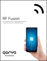 Qorvo Brochure: 'RF Fusion™ Integrated Solutions: High-Performance 4G & 5G Mobile Devices'