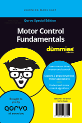 Qorvo Motor Control For Dummies Book