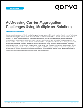 Carrier Aggregation/Multiplexer White Paper