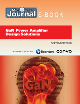 E-Book: GaN Power Amplifier Design Solutions