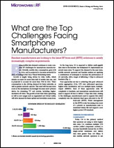 What Are the Top Challenges Facing Smartphone Manufacturers?