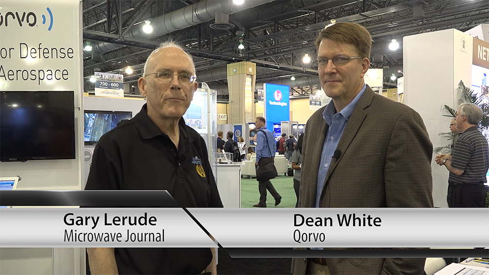 Dean White Discusses New X-Band FEMS for Defense with Microwave Journal