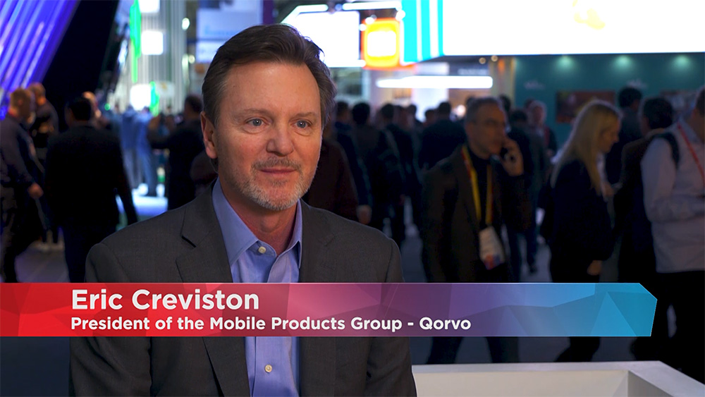 Eric Creviston Discussed the Future of 5G at MWC 2018