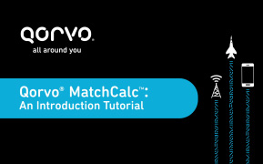 Qorvo MatchCalc RF Impedance Matching Calculator Download