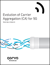 Qorvo Carrier Aggregation Brochure – What's New in Mobile CA?