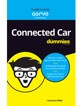 Connected Car For Dummies®, Qorvo Special Edition