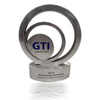 GTI 2015 Award – Outstanding Contribution on Innovative Technical Product