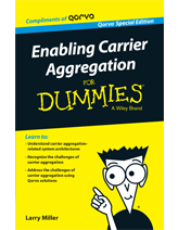Enabling Carrier Aggregation For Dummies®