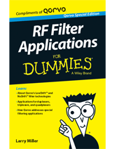 RF Filters For Dummies® Volume 2