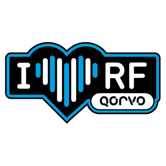 Take the Qorvo RF Challenge, Get a 'I Heart RF' Pin