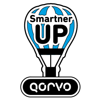Take the Qorvo RF Challenge, Get a 'Smartner Up' Pin