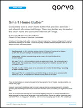 Qorvo Smart Home Butler White Paper